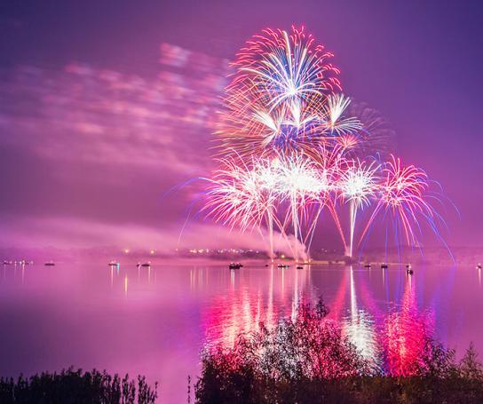 Longview Lake | Independence Day