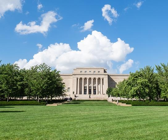 The Nelson-Atkins Museum of Art | The Traveling Newlyweds