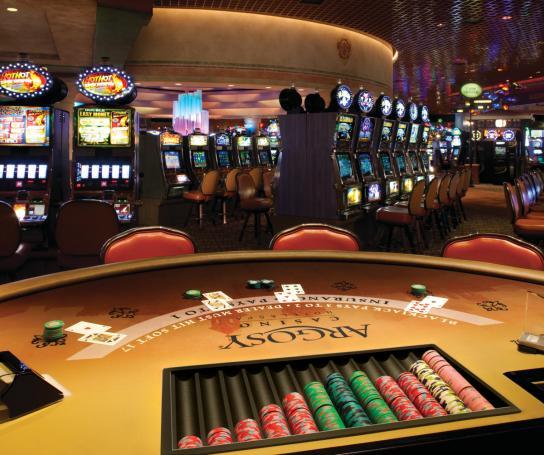 The KC Casino Scene - Visit KC.com™ - What's Going On in Kansas City