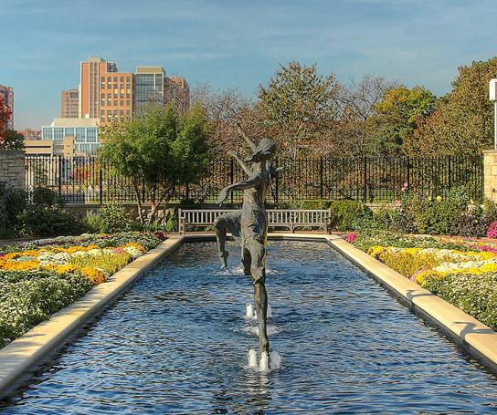 Kauffman Memorial Garden | Mike Day