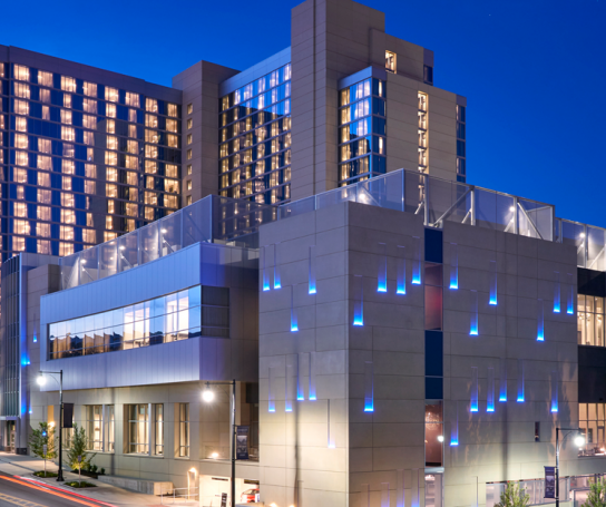 Loews Convention Hotel Now Open