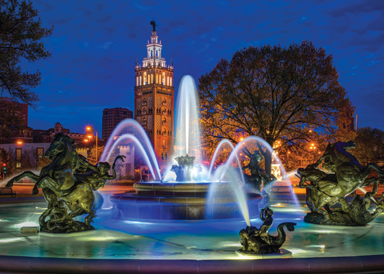 Romantic Spots in Kansas City