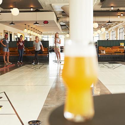 Boulevard Brewing Co. Rec Deck | Pilsen Photo Co-op