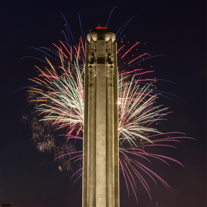4th of July in Kansas City