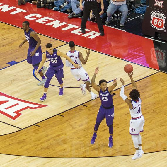 Big 12 Men's Basketball Championship