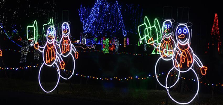 Christmas In The Park At Longview Lake Radio 2020 Christmas In The Park | Visit KC